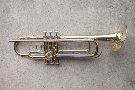 Damaged Trumpet