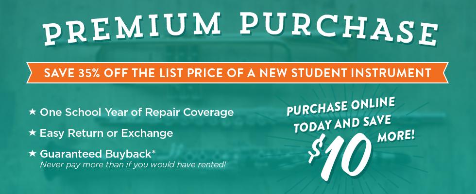 Premium Purchase