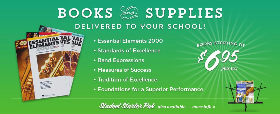Books / Supplies