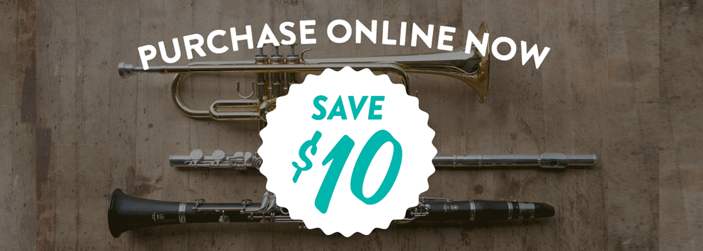 Save $10 Now